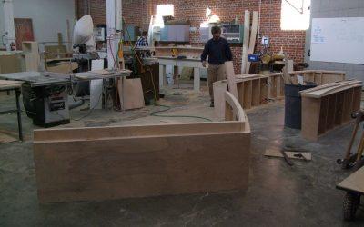 Entry Level Commercial Cabinet Maker