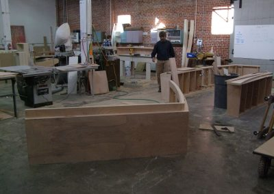 Experienced Commercial Cabinet Maker